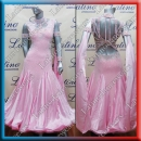 BALLROOM COMPETITION DRESS LDW (ST250C)