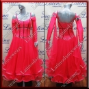 BALLROOM COMPETITION DRESS LDW (ST274)