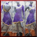 LATIN SALSA COMPETITION DRESS LDW (LS297)