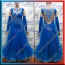 BALLROOM COMPETITION DRESS LDW (ST283)