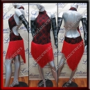 LATIN SALSA COMPETITION DRESS LDW (LS298)