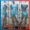 LATIN SALSA COMPETITION DRESS LDW (LT936)