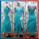 LATIN SALSA COMPETITION DRESS LDW (VL465D)