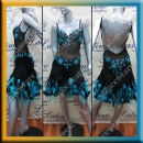 LATIN SALSA COMPETITION DRESS LDW (LT940)