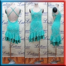 LATIN SALSA COMPETITION DRESS LDW (LS133C)