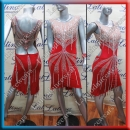 LATIN SALSA COMPETITION DRESS LDW (LT890B)