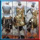 LATIN SALSA COMPETITION DRESS LDW (VL313B)