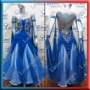 BALLROOM COMPETITION DRESS LDW (ST256C)
