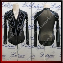 MAN  LATIN SALSA SHIRT LDW (B286)