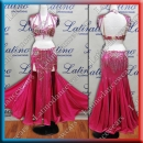 LATIN SALSA BELLY DANCE COMPETITION DRESS LDW (LT946)
