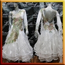 BALLROOM COMPETITION DRESS LDW (ST217B)