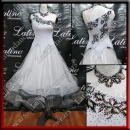 BALLROOM COMPETITION DRESS LDW (ST285)