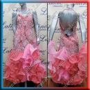 BALLROOM COMPETITION DRESS LDW (SS73)