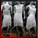 LATIN SALSA COMPETITION DRESS LDW (VL459B)