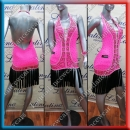 LATIN SALSA COMPETITION DRESS LDW (AL17)