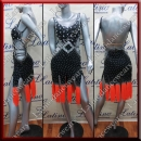 LATIN SALSA COMPETITION DRESS LDW (AL19)