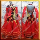 BALLROOM COMPETITION DRESS LDW (VS66A)