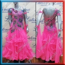BALLROOM COMPETITION DRESS LDW (ST221C)