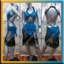 LATIN SALSA COMPETITION/PRACTICE DRESS LDW (LT970)