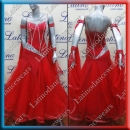 BALLROOM COMPETITION DRESS LDW (AS1)