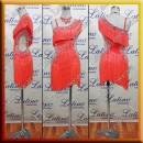 LATIN SALSA COMPETITION DRESS LDW (LT975)