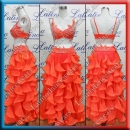 LATIN SALSA BELLY DANCE COMPETITION DRESS LDW (LT976)