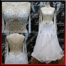 BALLROOM COMPETITION DRESS LDW (ST287)