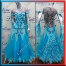 BALLROOM COMPETITION DRESS LDW (SS74)