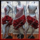 LATIN SALSA COMPETITION DRESS LDW (LT980)