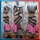 LATIN SALSA COMPETITION DRESS LDW (VL491)