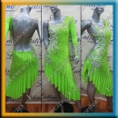 LATIN SALSA COMPETITION DRESS LDW (VL492)