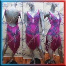 LATIN SALSA COMPETITION DRESS LDW (VL494)