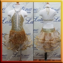 GIRL LATIN SALSA COMPETITION DRESS LDW (LK1)