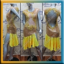 LATIN SALSA COMPETITION DRESS LDW (VL496)
