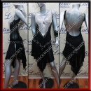 LATIN SALSA COMPETITION DRESS LDW (VL497)