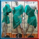 LATIN SALSA COMPETITION DRESS LDW (LT981)