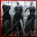 LATIN SALSA COMPETITION DRESS LDW (LT982)