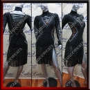 LATIN SALSA COMPETITION DRESS LDW (AL27)