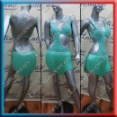 LATIN SALSA COMPETITION DRESS LDW (LT863D)