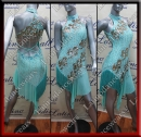 LATIN SALSA COMPETITION DRESS LDW (LT932B)