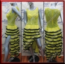 LATIN SALSA COMPETITION DRESS LDW (LT982A)
