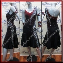 LATIN SALSA COMPETITION DRESS LDW (VL419A)