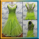 BALLROOM COMPETITION DRESS LDW (ST266B)