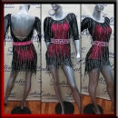 LATIN SALSA COMPETITION DRESS LDW (AL29)