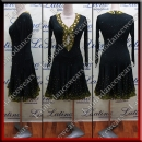 LATIN SALSA COMPETITION DRESS LDW (VL504)
