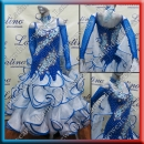 BALLROOM COMPETITION DRESS LDW (SS79)