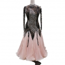 BALLROOM COMPETITION DRESS LDW (ST290)