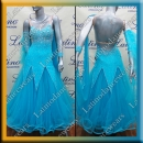 BALLROOM COMPETITION DRESS LDW (ST291)