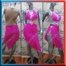 LATIN SALSA COMPETITION DRESS LDW (LT998)