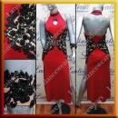LATIN SALSA COMPETITION DRESS LDW (VL489A)